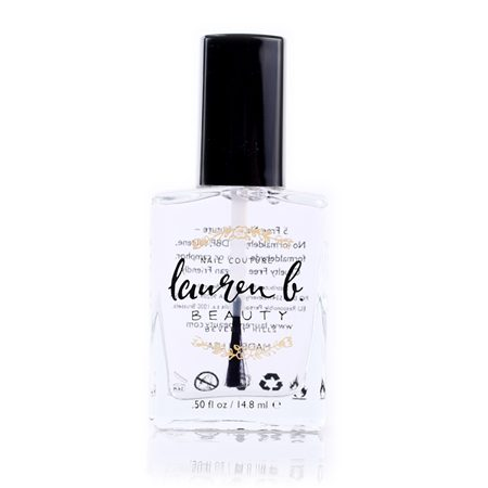 Gel-Like Top Coat Polish
