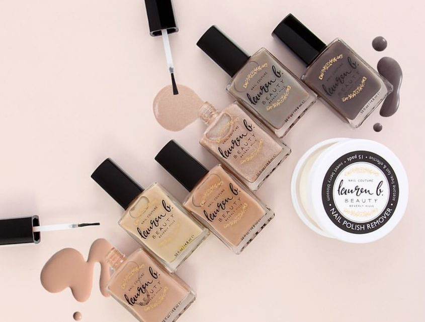 Nude Nail Polish Collection