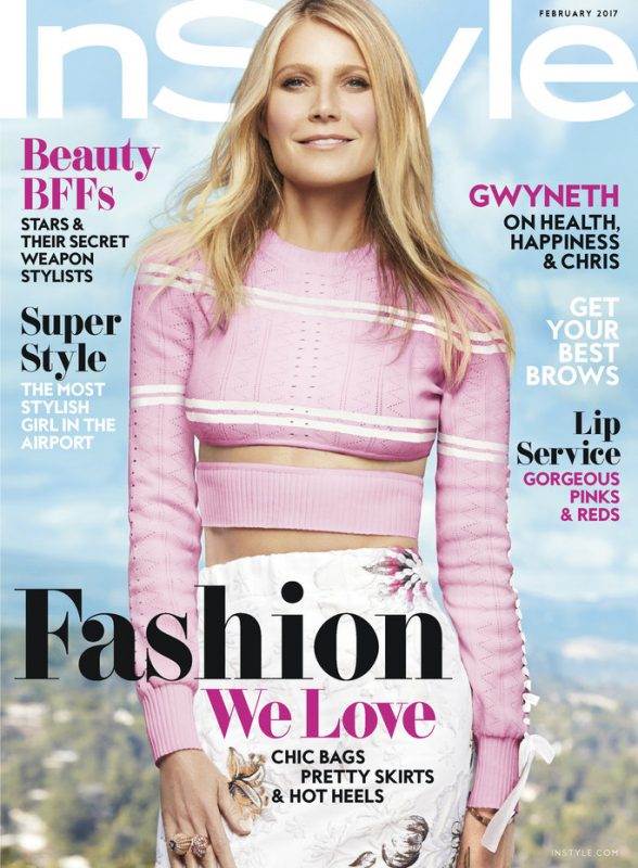 instyle talks lauren b and whole foods market cover