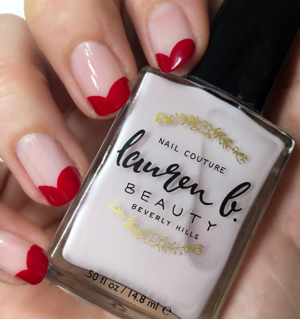 Fall In Love With Your Valentines Day Manicure Nail Polish From