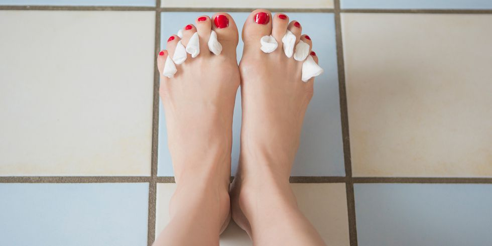 Womens Health Diy Pedicure At Home