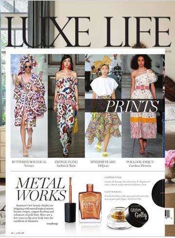 Luxe Life Magazine July 2018