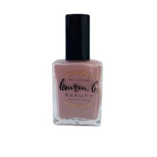 Hollyhock Nail Polish Bottle
